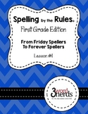 Spelling - Closed Syllable Pattern / Short a - First Grade