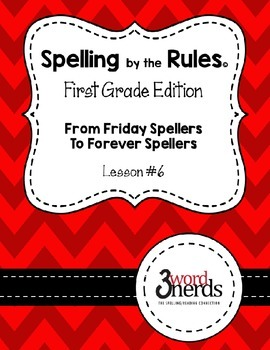 Spelling - Review of All Short Vowels - First Grade