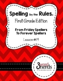 Spelling - Digraph ng and n before /k/ - First Grade