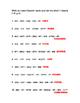 Spanish Alphabet - Spelling Practice