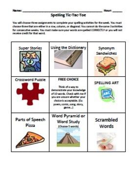 Spelling - 7th & 8th Grade Core Knowledge