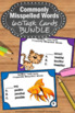 Spelling Task Cards BUNDLE of Literacy Center Activities & Games