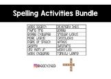 Spelling Activities Bundle