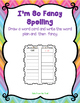 Spelling Activities for Wonders Units 1-6 for First Grade