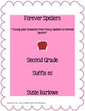 Spelling - Adding Suffix es - 2nd Grade