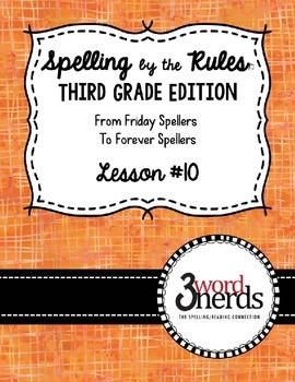 Spelling - Adding Suffix -es - Third Grade