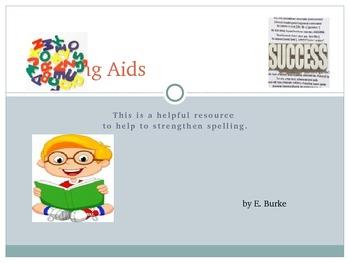 Spelling Aids