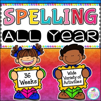Spelling All Year
