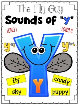 "Spelling All Year {Week 15 - Sounds of ""Y""}"