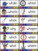 Spelling All Year {Week 9 - WH Word}