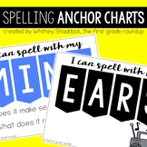 Spelling Anchor Charts