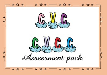 Spelling Assessment Pack- Single sounds
