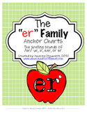 Spelling Assessment and Anchor Chart - er
