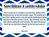 Spelling Batteship