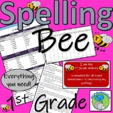 Spelling Bee - 1st Grade - All You Need!