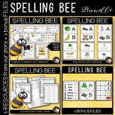 Spelling Bee Competition Bundle