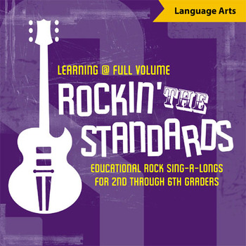 Spelling Bee Champ Rock Song by Rockin' the Standards