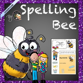 Spelling Bee Contest - EFL Worksheets