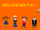 Spelling Bee Fun 1