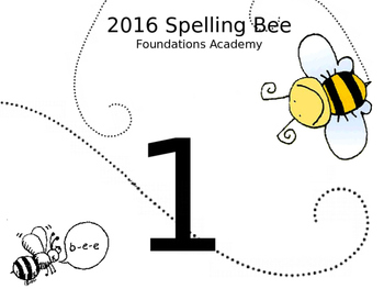 Spelling Bee Numbers