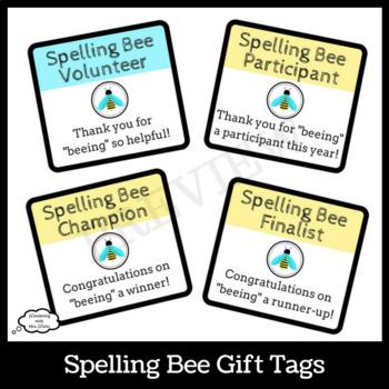 Spelling Bee Pack