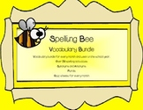 Spelling Bee Vocabulary Bundle