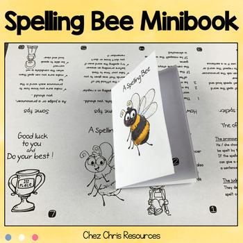 Spelling Bee MiniBook