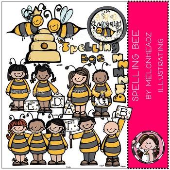Spelling Bee by Melonheadz