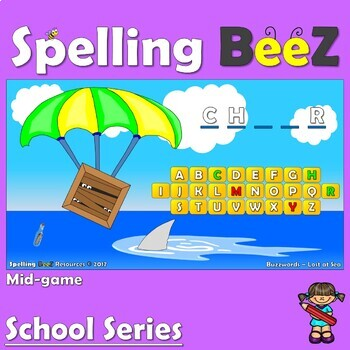 Back to School Game (Classroom)