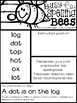 Spelling Bees [Cute As Can Bee Sp. Lists for Gr. 1 - Harcourt Journeys - Unit 1]