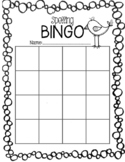 Spelling Word Bingo - Three Options!