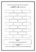 Spelling WHOLE TERM Activity Book (Any Word List)