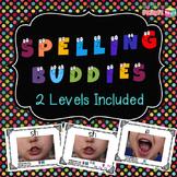 Spelling Buddies: Phoneme-Grapheme Posters with Speech Photo Model
