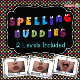 Spelling Buddies: Phoneme-Grapheme Posters with Speech Pho