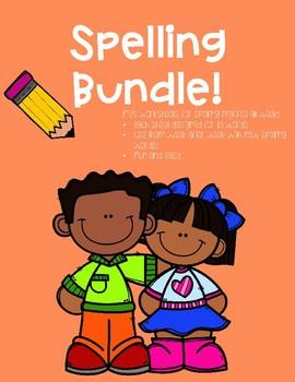 Spelling Bundle!
