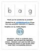 Spelling CVC Words FREEBIE