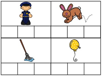 "Spelling CVC Words- Short Vowel ""O"""