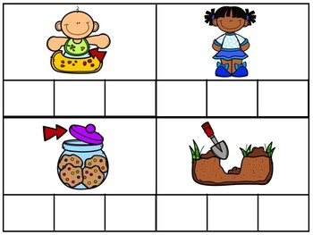 "Spelling CVC Words- Short Vowel ""i"""