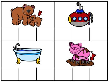 "Spelling CVC Words - Short Vowel ""u"""