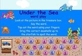 Spelling CVC Words - Under the Sea