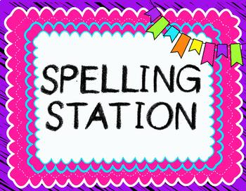 Spelling Center