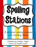 Spelling Center Printables Packet