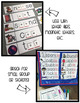 Spelling Centers and Worksheets {WHOLE YEAR}