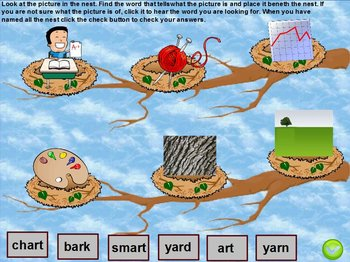 Journeys The Tree From Poppleton Forever Flipchart Spelling Centers ar words