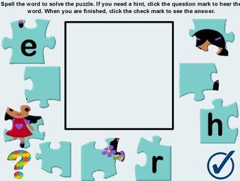 Journeys Amazing Animals Interactive Flipchart Spelling Centers ur ir er words