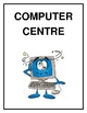 Spelling Centre Signs
