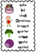 Spelling Choice Posters