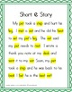 Spelling - Closed Syllable - Short e - 1st Grade