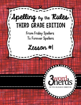 Spelling - Closed Syllables - Third Grade
