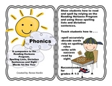 Spelling Companion to Reading Horizons Program